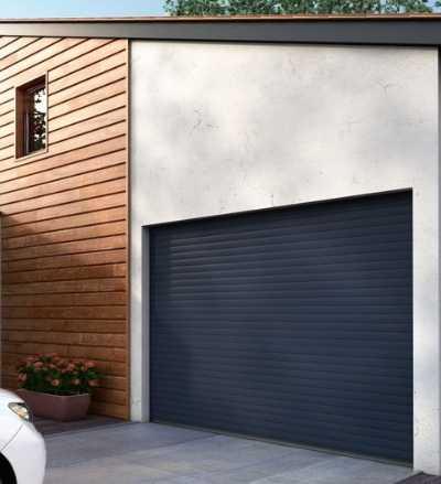 Porte de garage enroulable Grenoble