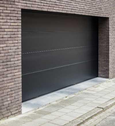 Porte de garage Sassenage