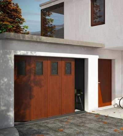 Porte de garage sectorielle Grenoble