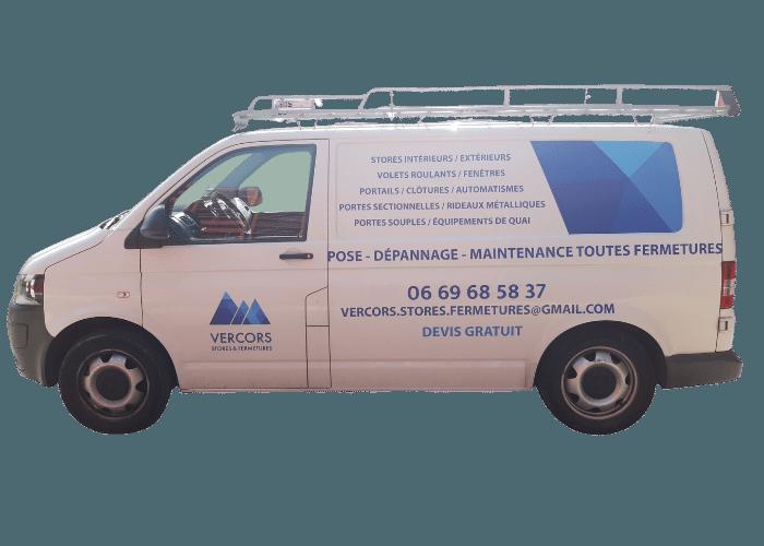 Vercors Stores et Fermetures Sassenage